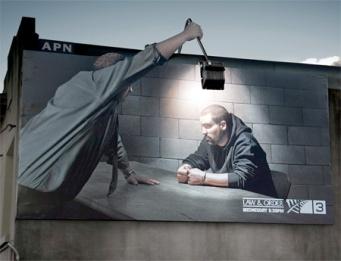 Law and Order Billboard