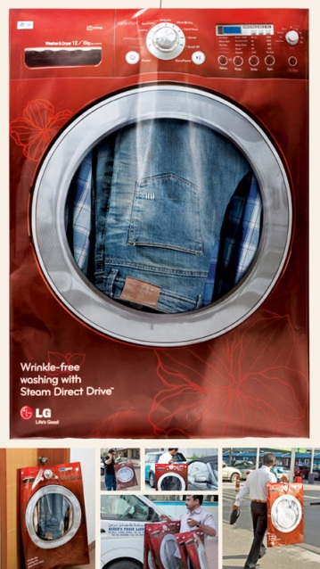 LG Washing Machine Laundry Bag